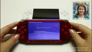 Sony PSP 3008 и E1008 - сравнение игровых приставок