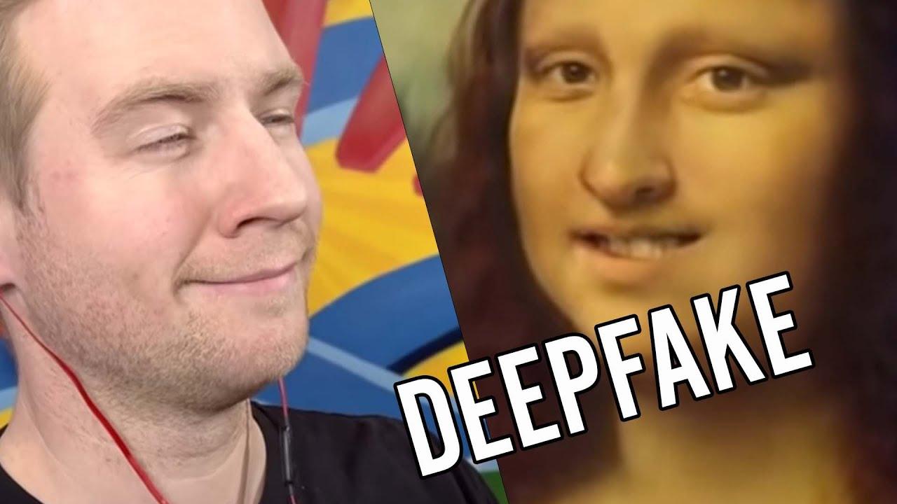 Corrupting Priceless Art with DEEPFAKE AI...