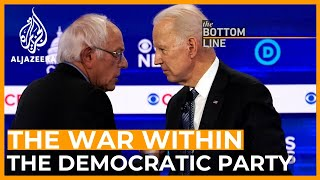 The war within the Democratic Party | The Bottom Line