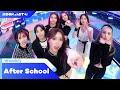 Weeekly 위클리 - After School | KCON:TACT 4 U | Mnet 210722 방송