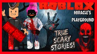 ROBLOX SCARY STORIES CAMP NIGHTMARE, JEFF THE KILLER