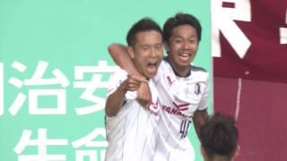 2017年5月28日(日)に行われた明治安田生命J1リーグ 第13節 神戸vsC...
