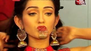 In the Makeup Room of Star Parivaar Awards 2016