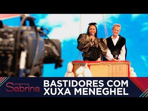 EXCLUSIVO | Bastidores da participação de Xuxa