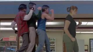 The Breakfast Club  Dancing In The Library