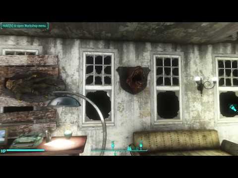 Croup Manor Efficiency Build - Fallout 4 Settlements