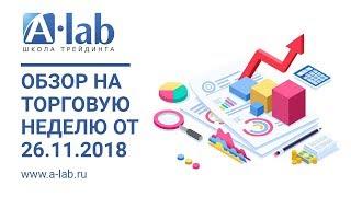 Планерка трейдеров, Обзор на торговую неделю от 26.11.2018