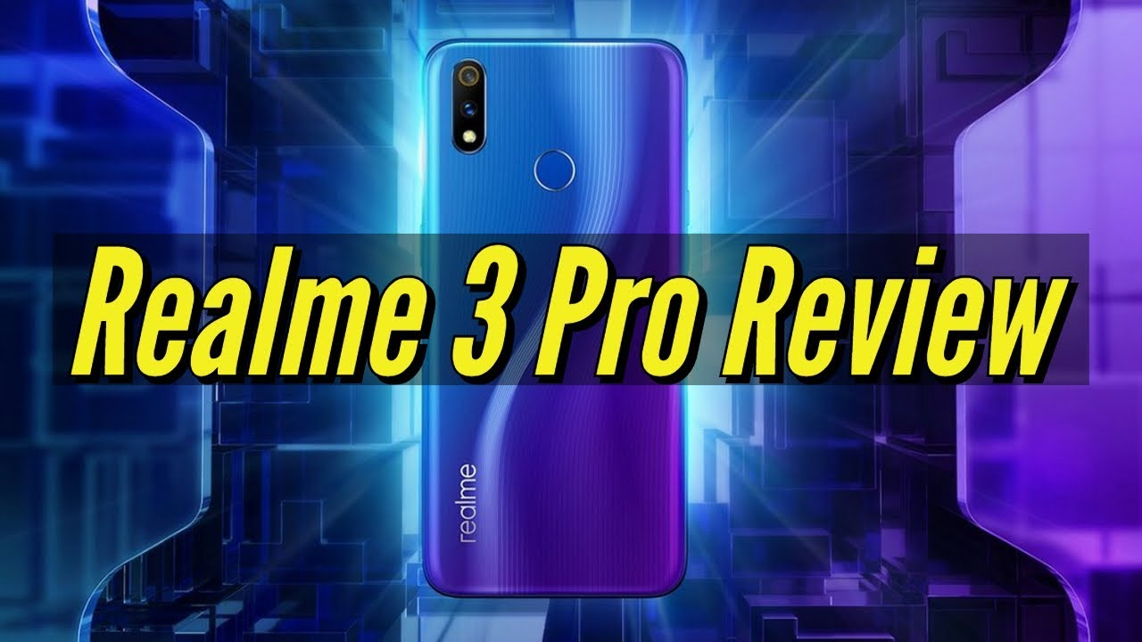 Realme 3 Pro: Five things I like about this budget device