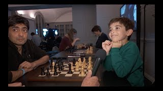 Interviews after day seven of World Chess Championship 2018