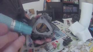 Nettoyage et remontage du boitier papillon - Twingo I (X06) 1.2 i 60cv