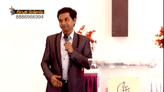 Do Not Cast Away Your Confidence | Pastor D. Chrisostam | Calvary Mahima | SubhavaarthA