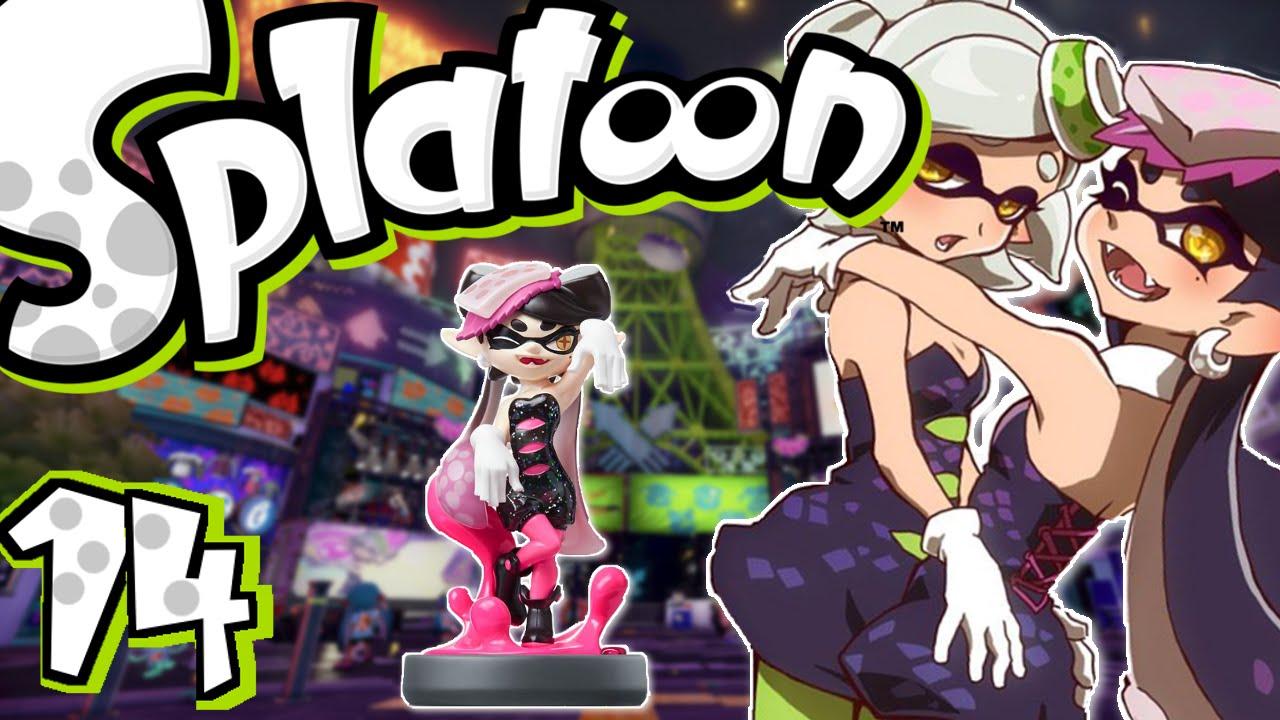 Aioli Splatoon let's play splatoon #14   aioli amiibo   online   gamingzwerge