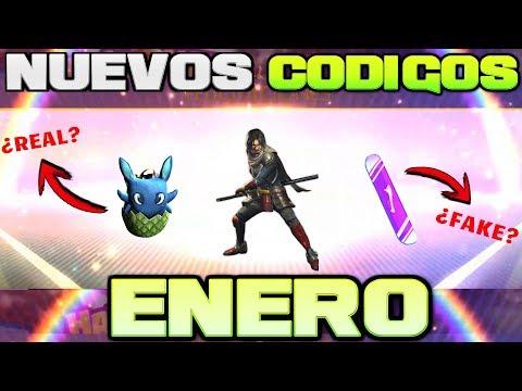 Download 3 Nuevos Codigos Para Cosas Gratis En Free Fire Febrero
