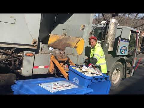 EZ Disposal & Recycling SL-24 ~ Mack LEU Labrie Expert 2000 MSL