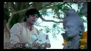 Bhole o bhole mere yar ko..../Yaraana/Kishor kumar by mkkhare