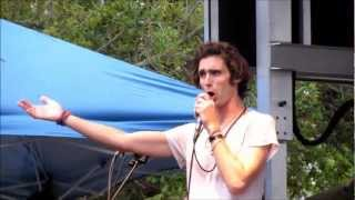 All American Rejects - My Paper Heart ( Downtown Food & Wine Festival 2-24-13 Orlando, FL )