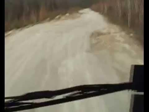 На участке Таксимо Бодайбо перевал ТАМАРАК