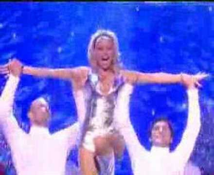 Denise Van Outen - Sleigh Ride