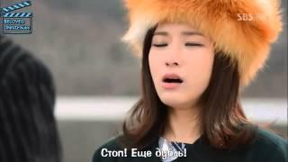 Отрывок из корейского сериала (охтыжмать сценарий)