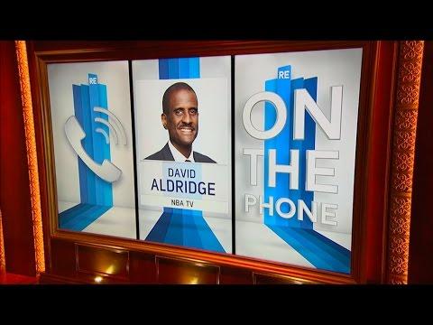 David Aldridge of NBA TV Weighs in on NBA Free Agent Landscape - 6/30/16
