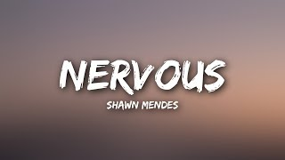 Shawn Mendes Nervous