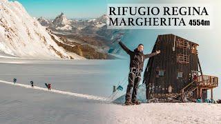 CAPANNA MARGHERITA Punta Gnifetti 4554 m | I Miei Primi 4000 m sul Monte Rosa