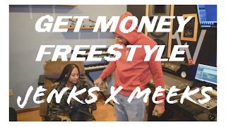 Jenks - Get Money Freestyle (feat. Meeks) [Official Video]