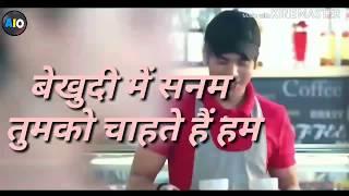 Bekhudi Mein Sanam Tumko Chahte Hain Hum love story new song 2018#NH #Studio