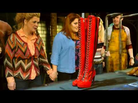 Kinky Boots UK - Adelphi Theatre - Official Extended Trailer
