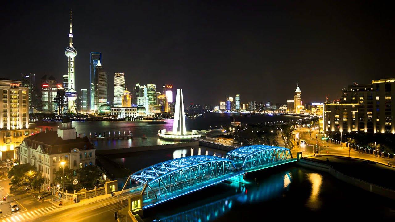 Resultado de imagem para shanghai night
