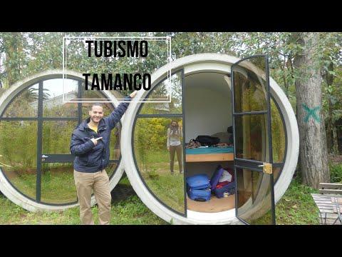 Dormimos Em Tubos Gigantes?! | Louriçal