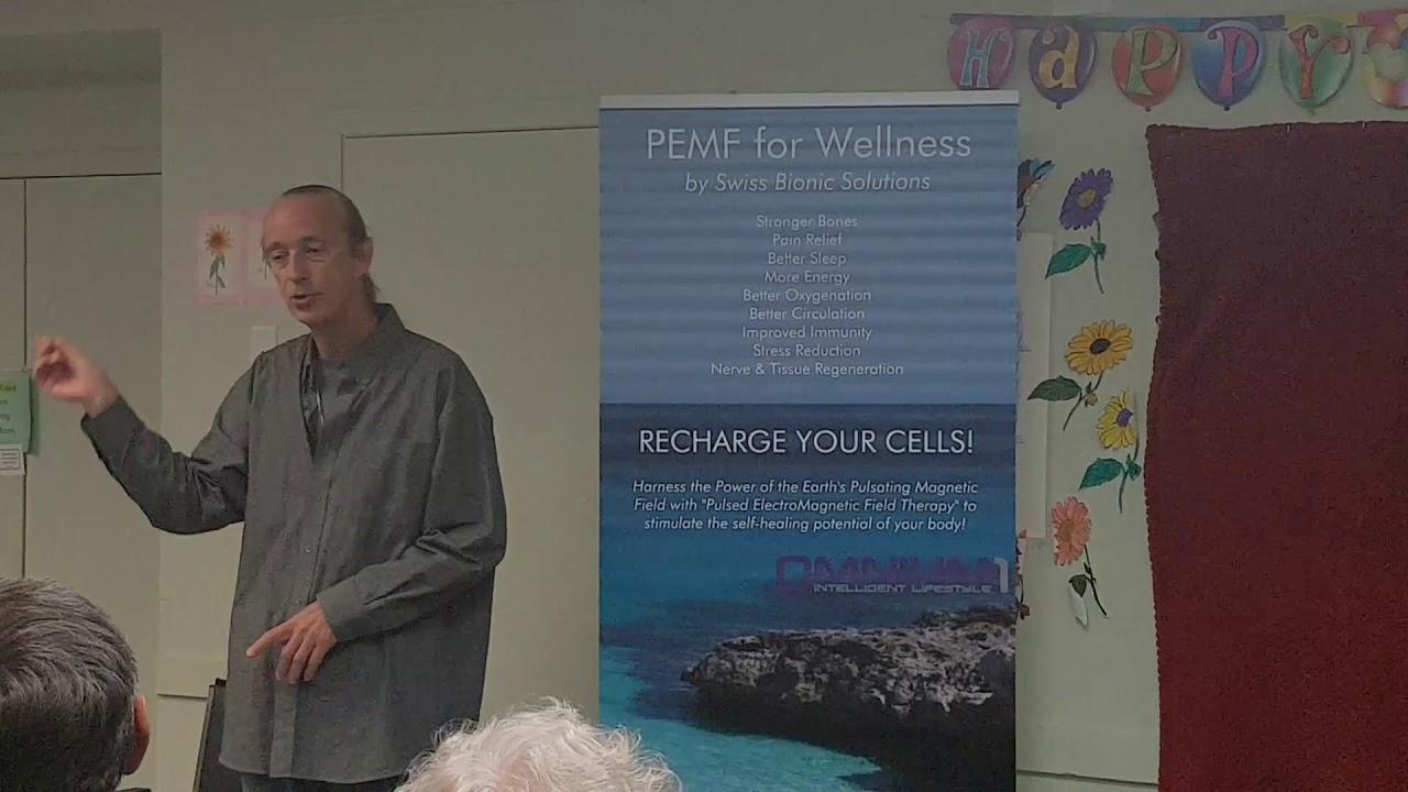 PEMF and NASA PEMF and PubMed - My Joyful Health