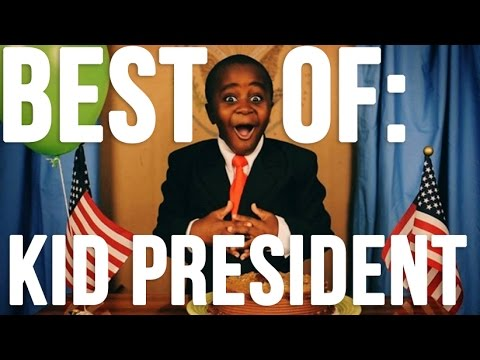 30 Minutes of Uninterrupted Kid President!