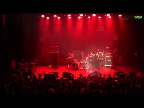 Crossfaith - Live at Rockaway Festival 2013, Malaysia.