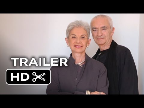 Design Is One: The Vignellis Official Trailer 1 (2013) - Documentary HD