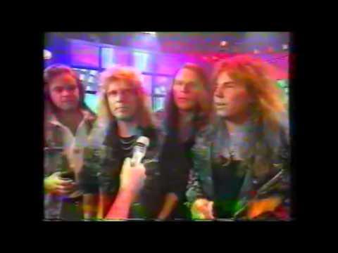 Europe Live @ Kosmopol TV2 29/11 1991