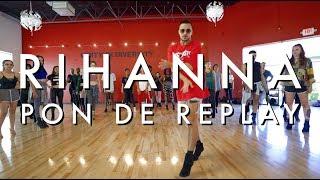 Masterclass   Yanis Marshall   Rihanna - Pon De Replay