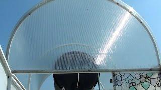Летний душ из поликарбоната своими руками(, 2015-06-24T20:00:19.000Z)
