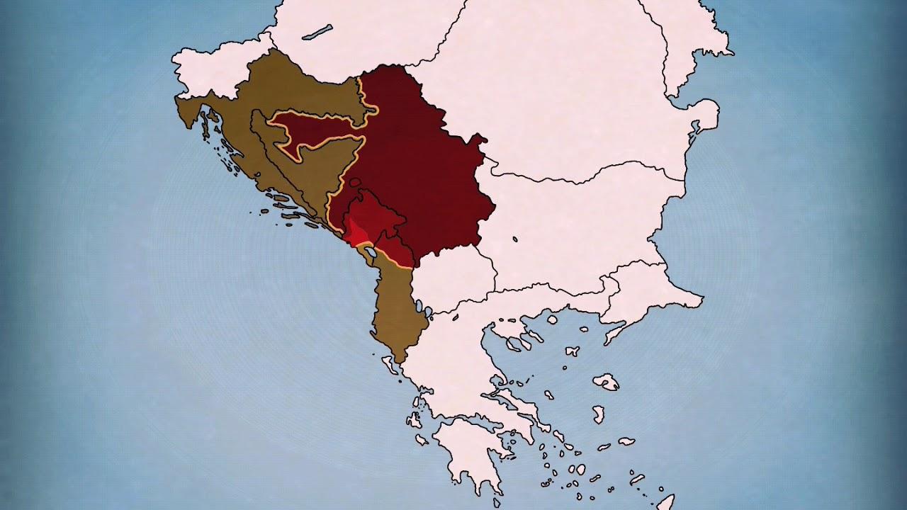 Alternative second kosovo war