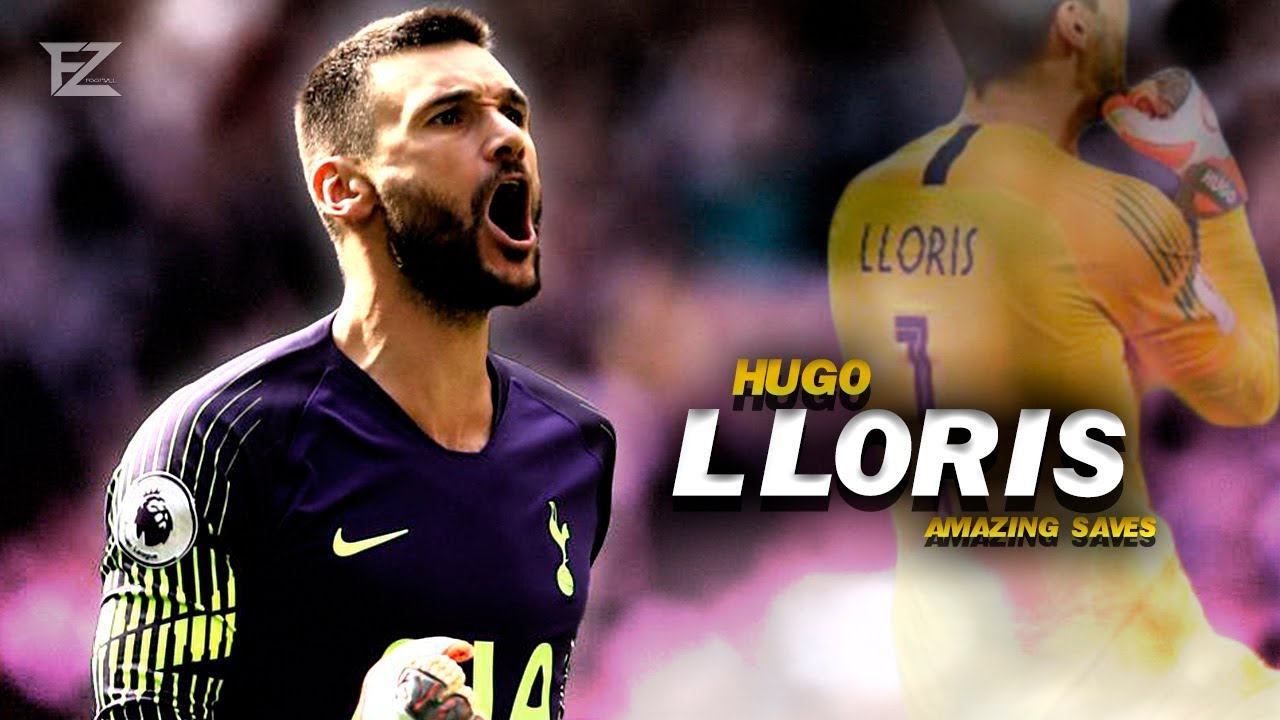 Hugo Lloris 2018 ▬ The Champion • Amazing Saves || HD