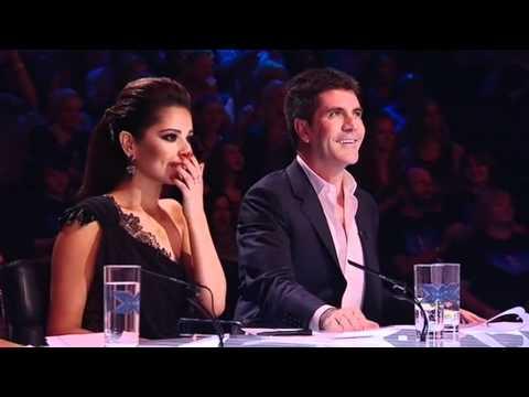 Wagner sings She Bangs/Love Shack - The X Factor Live (Full Version)