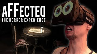 Affected with the Oculus Rift | I HATE CREEPY LITTLE GIRLS | Oculus Rift Horror Game