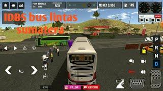 idbs bus lintas sumatera video game play screenshot 5