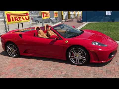 Ferrari Club international meet Daytona 2017