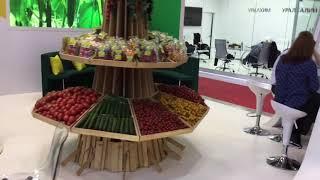 Смотреть видео Москва. ВДНХ. Выставка Золотая Осень. онлайн