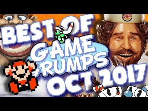 BEST OF Game Grumps - October 2017 - Cмотреть видео онлайн с youtube, скачать бесплатно с ютуба
