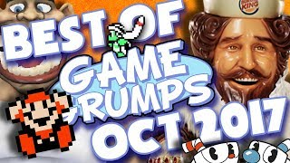 BEST OF Game Grumps - October 2017 2017 Video