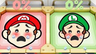 Super Mario Party MiniGames - Mario Vs Luigi Vs Peach Vs Daisy (Master Cpu)