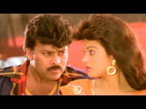 Gharana Mogudu Movie Songs || Bangaru Kodi Petta - Chiranjeevi, Nagma