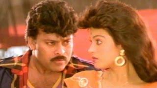 Gharana Mogudu Movie Songs    Bangaru Kodi Petta - Chiranjeevi, Nagma